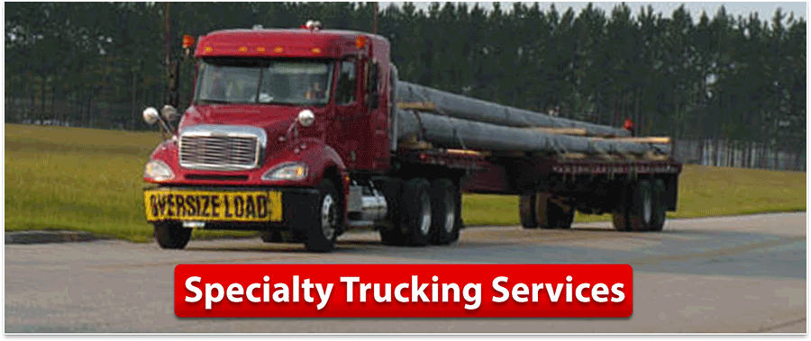 Triangle J Specialty Trucking Services
